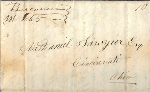 1847 Letter