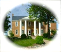 Thorn Hill, the estate of Col.  John Bowyer outside of Lexington, Virginia