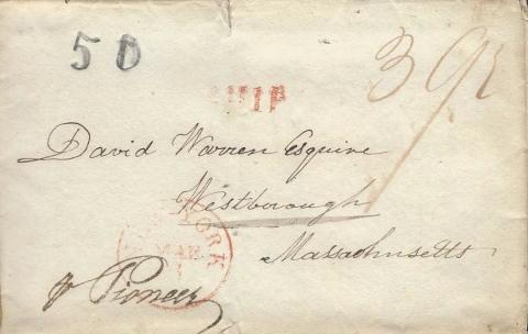 1819 Letter