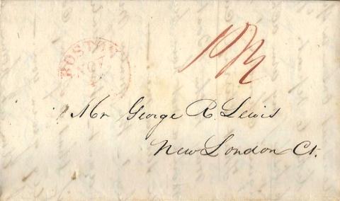 1829 Letter