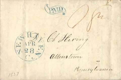 1837 Letter
